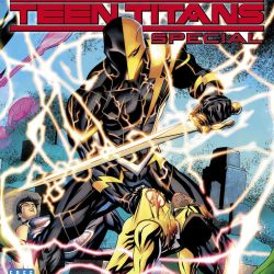 Teen Titans The Lazarus Contract Special 1 Featured