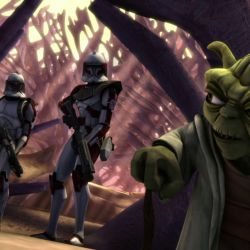 The Clone Wars Ambush