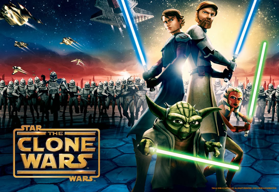 Ten Thoughts On Star Wars The Clone Wars Multiversity Comics