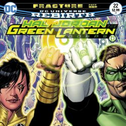 Hal Jordan and the Green Lantern Corps #22 Featured