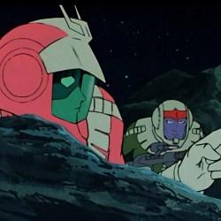 Mobile Suit Gundam Escape From Luna II