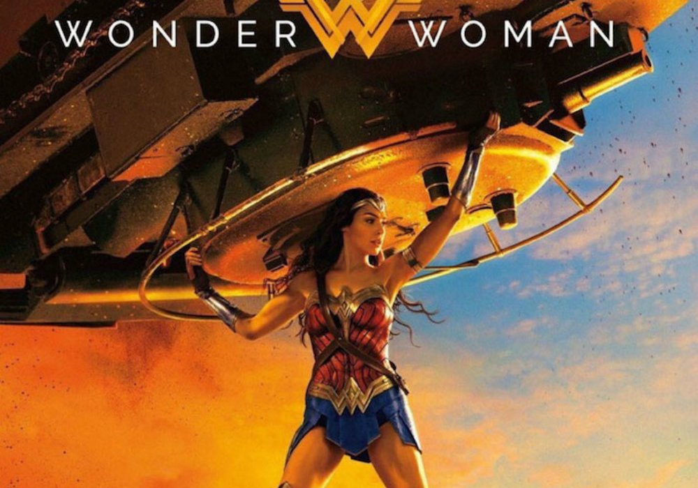 Wonder Woman featured