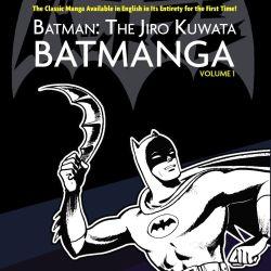 Jiro Kuwata Batmanga Vol 1 Featured
