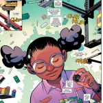 Comics Syllabus 007 – World of Wakanda and Moon Girl with Grace Gipson, plus Non-Fiction Section with Michelle White