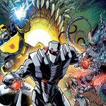 """""""Rom Vs Transformers: Shining Armor"""" #1"""