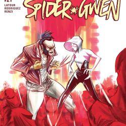 Spider-Gwen 21 Featured