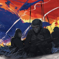 War For The Planet Of The Apes #1 Featured Image
