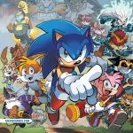 "SDCC '17: ""Sonic the Hedgehog"" Moving to IDW in 2018"