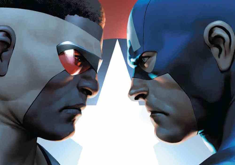 Captain America #25 Featured