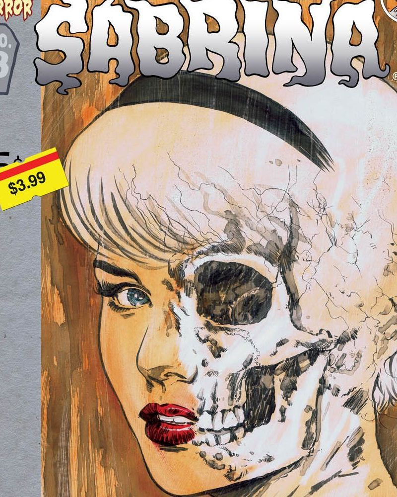 Chilling Adventures of Sabrina #8 Featured