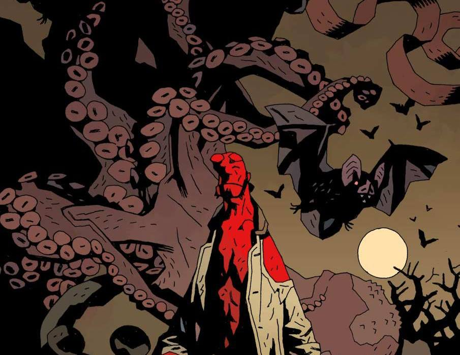 Feature - Hellboy: An Assortment of Horrors