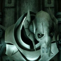 The Clone Wars Lair of Grevious