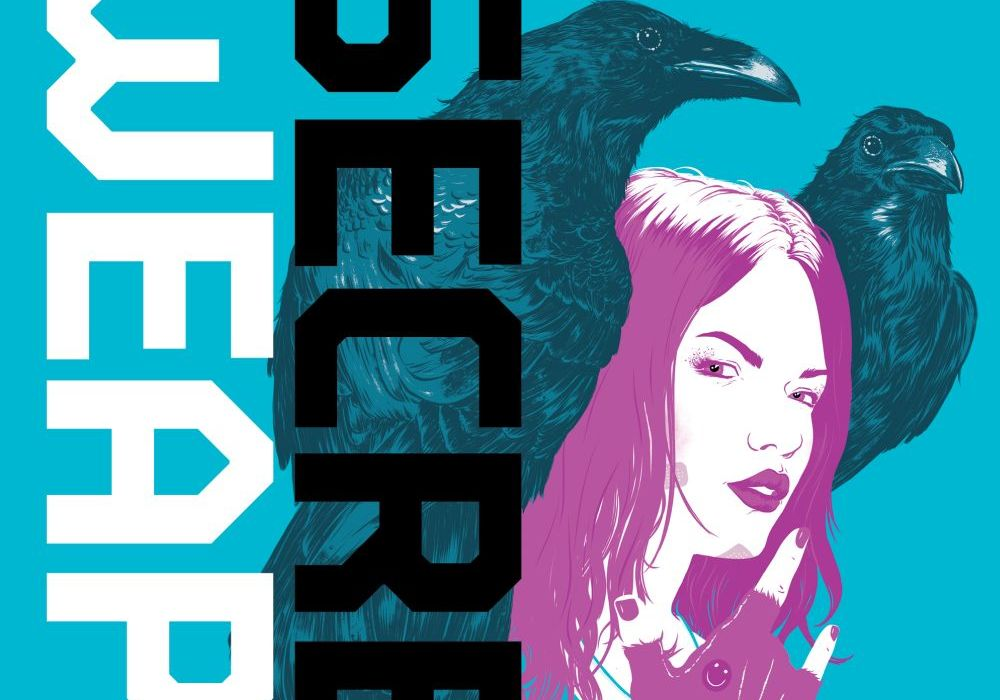 Secret Weapons #4 Featured