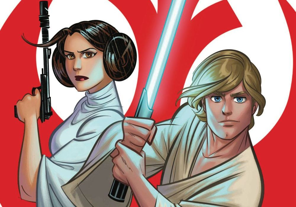 Star Wars Adventures #4 Cover B Featured
