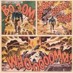 Jack Kirby OMAC #1 Spread