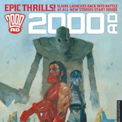 2000 AD Prog 2050 Featured