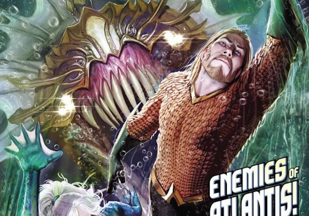 Aquaman #28 Featured