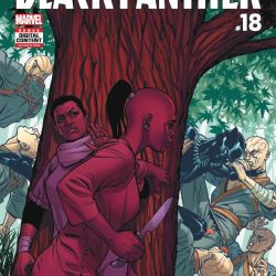 Black Panther #18 Featured