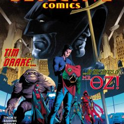 Detective Comics 965 Featured