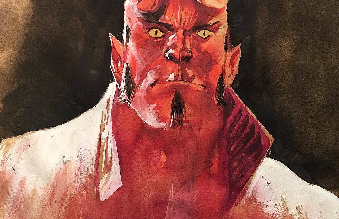 Hellboy Rafael Albuquerque