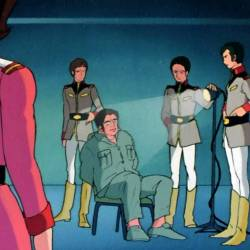 Mobile Suit Gundam Amuro Deserts