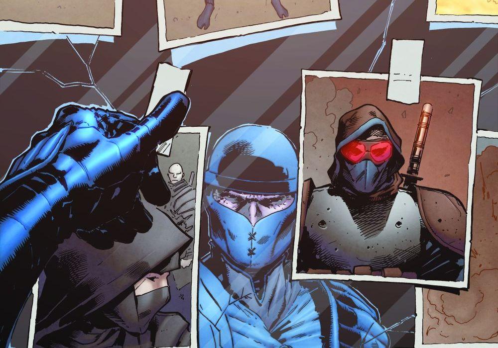 Ninja-K #2 Featured