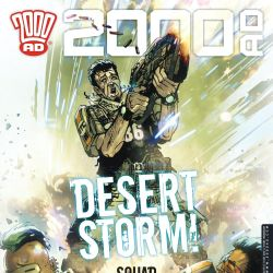 2000 AD Prog 2052 Featured