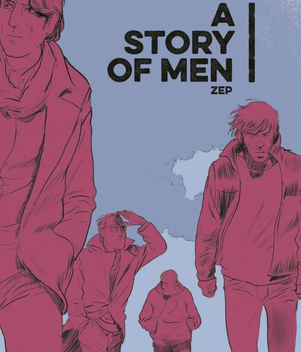 A Story of Men Cover