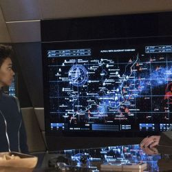 Star Trek Discovery Magic to Make the Sanest Man Go Mad