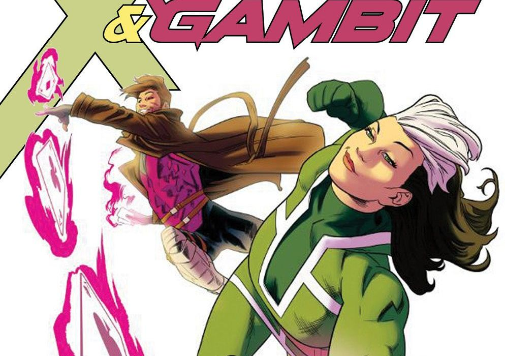 Rogue and Gambit Featured