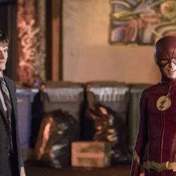 The Flash Elongated Journey Into Night