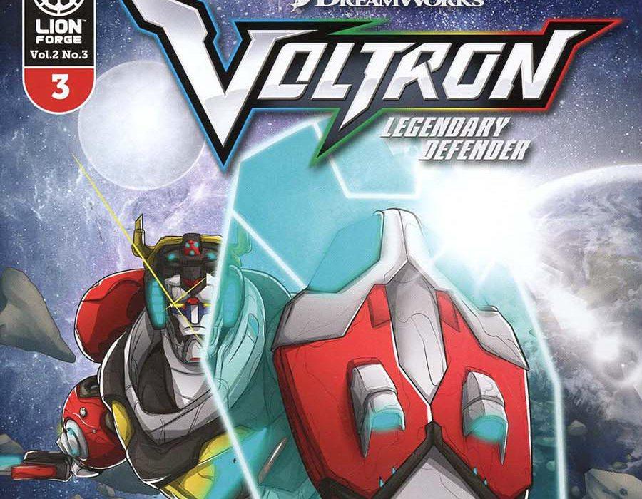 Voltron 3