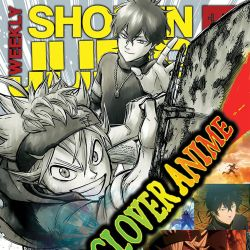 Weekly Shonen Jump October 2, 2017 Featured