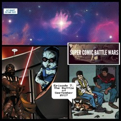 Super Comic Battle Wars #7