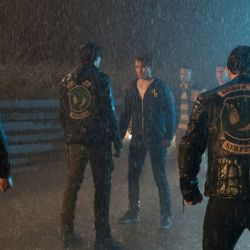 Riverdale - the town that dreaded sundown