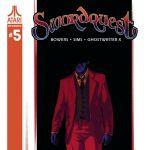 """Swordquest"" #5"