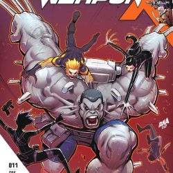 Weapon X 11 Featured
