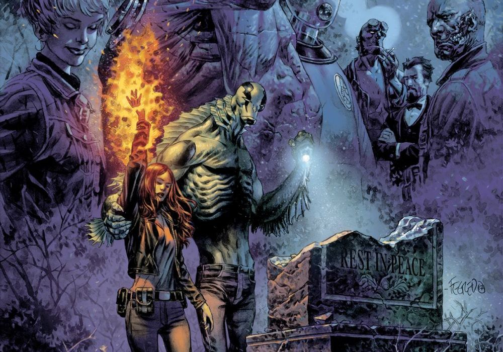 Feature: B.P.R.D The Devil You Know #5