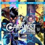 Comics Syllabus 026 – On Catalyst Prime, Lion Forge's New Superhero Universe, and Wait List