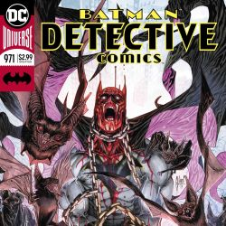 Detective Comics 971 Featured
