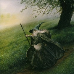 Gandalf by John Howe