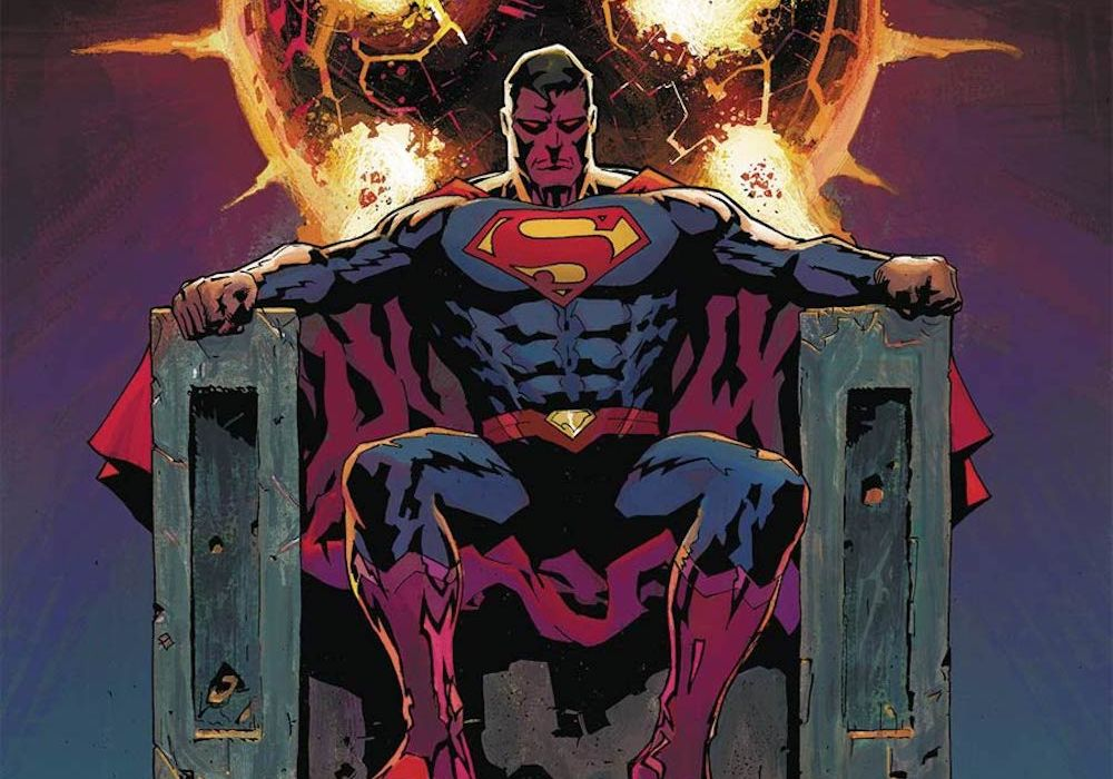 Superman #36 Featured