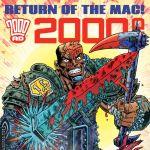 Multiver-City One: 2000 AD Prog 2064: Return of the Mac!