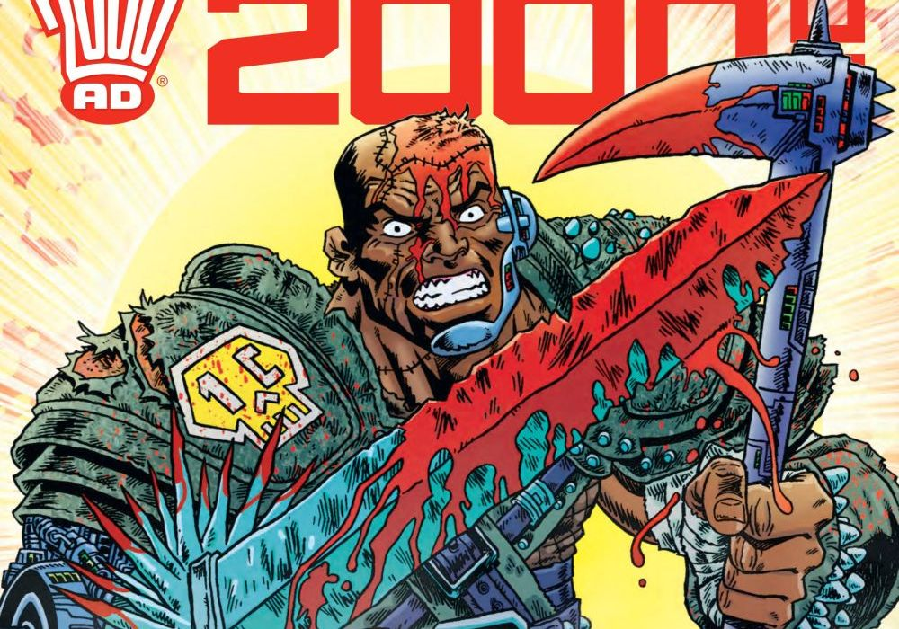 2000 AD Prog 2064 Featured