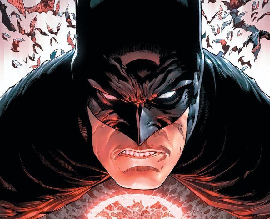 Batman 45 Cover