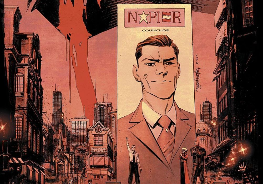 Batman White Knight 4 Featured