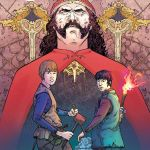 """Brothers Dracul"" Chronicles Teen Years of Vlad the Impaler and His Brother as Vampire Slayers"
