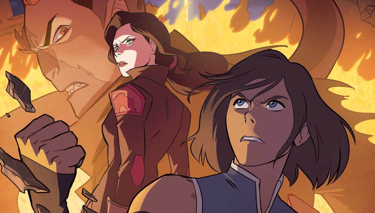 Feature: The Legend of Korra: Turf War - Part 2