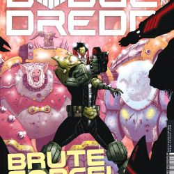 Judge Dredd Megazine 391 Featured
