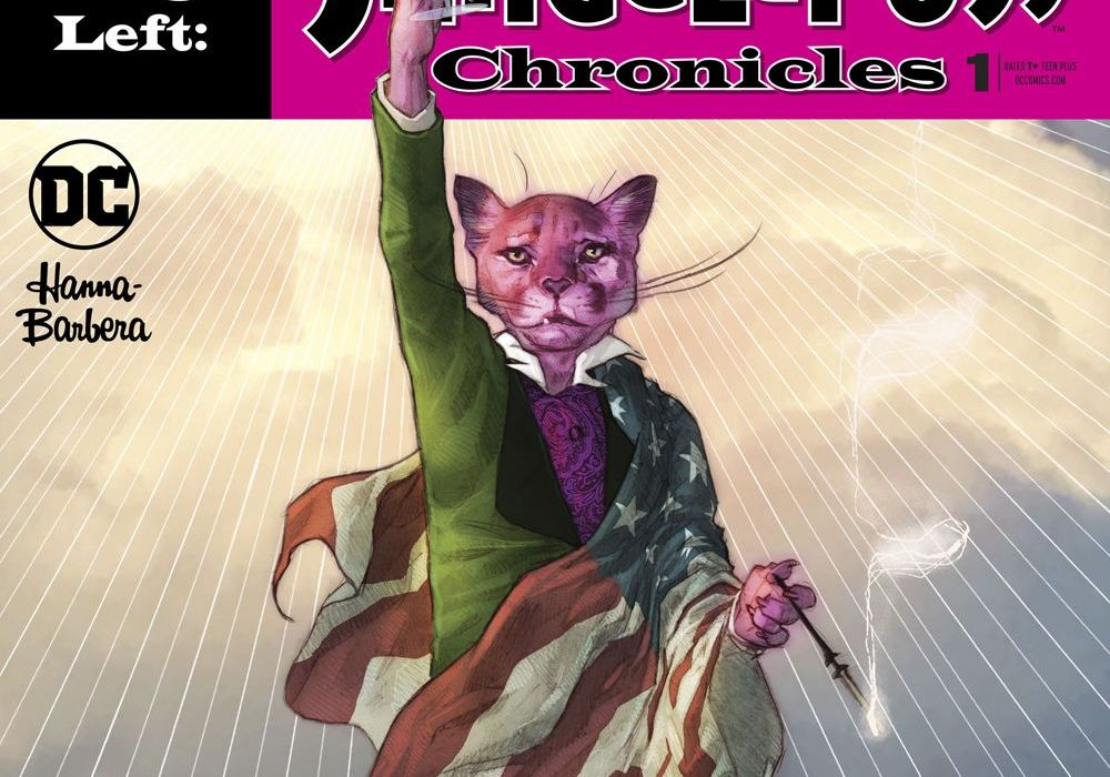 Exit Stage Left the Snagglepuss Chronicles #1 Featured